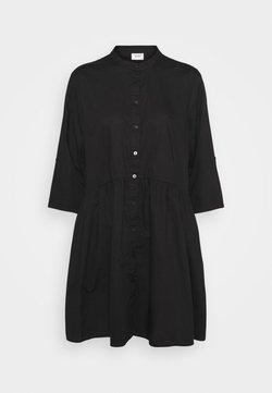 JDY - CAMERON LIFE SHORT DRESS - Vestido camisero - black
