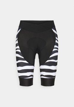 8848 Altitude - COCA BIKE  - Tights - zebra black