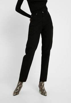 Dr.Denim Tall - NORA MOM - Jeans relaxed fit - black