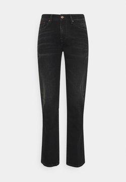 Tommy Jeans - SCANTON SLIM - Jeans Slim Fit - denim black