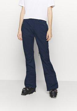 Burton - VIDA ROSE BROWN - Pantalón de nieve - dress blue