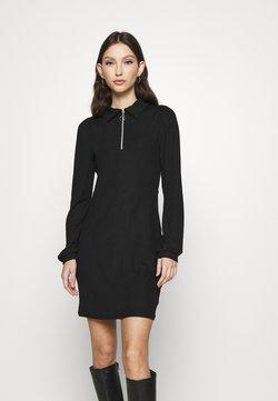 Vero Moda - VMENZO ZIPPER DRESS - Vestito estivo - black