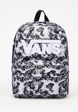 Vans - Cartable d'école - black/tie dye skull