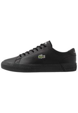 Lacoste - GRIPSHOT - Sneaker low - black