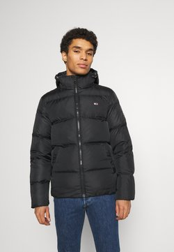 Tommy Jeans - ESSENTIAL JACKET - Winterjacke - black