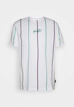 YOURTURN - UNISEX - T-Shirt print - white