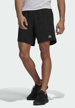 adidas Performance - Urheilushortsit - black
