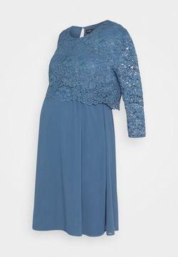 ATTESA - CORTO - Vestido de cóctel - pale blue