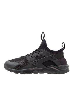 Nike Sportswear - HUARACHE RUN ULTRA (PS) - Trainers - black