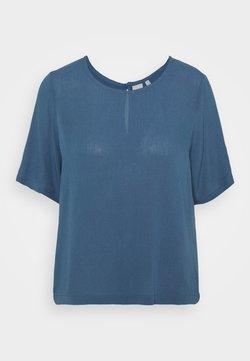 ICHI PETITE - IHMARRAKECH - Blusa - coronet blue