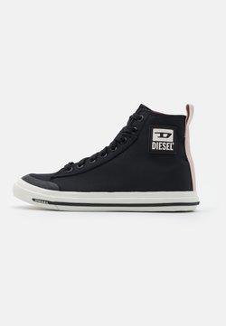 Diesel - ASTICO S-ASTICO MID CUT WSNEAKERS - Sneaker high - black