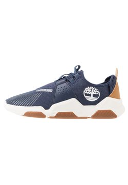 Timberland - EARTH RALLY - Baskets basses - navy