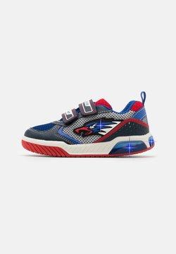 Geox - INEK BOY - Sneaker low - navy/royal