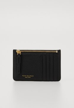 Tory Burch - PERRY CARD CASE - Wallet - black