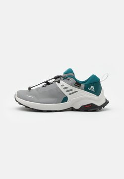 Salomon - X RAISE GTX - Hikingschuh - monument/deep teal/lunar rock