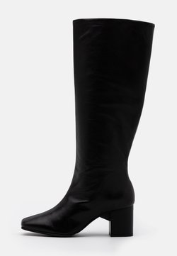 Selected Femme - SLFZOEY HIGH SHAFTED BOOT - Stiefel - black