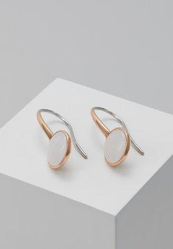 Skagen - SEA GLASS - Boucles d'oreilles - roségold-coloured