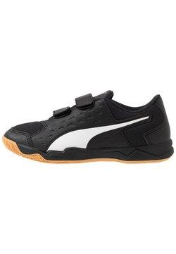 Puma - AURIZ V JR UNISEX - Gym- & träningskor - black/white