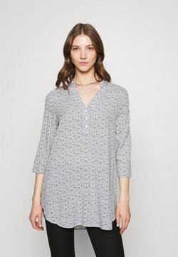 Vero Moda - VMSIMPLY EASY  - Tunic - navy/asta