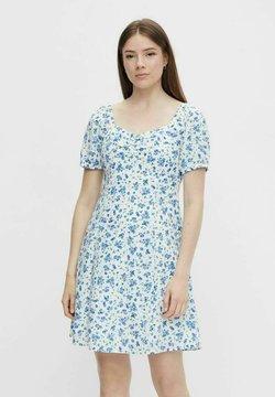 Pieces - Robe d'été - bright white