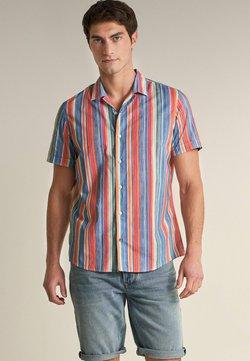 Salsa - MONACO SLIM FIT - Camisa - bordeaux