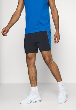 Tommy Hilfiger - 2-IN-1 SHORT - Urheilushortsit - blue