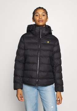 G-Star - WHISTLER PUFFER - Winterjacke - black