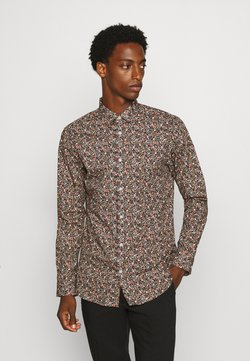 Selected Homme - SLHREGPEN-HUNTER SHIRT  - Hemd - black