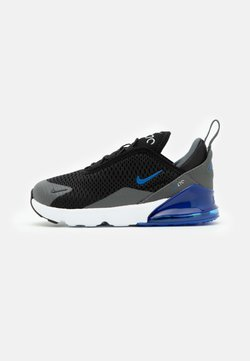 Nike Sportswear - AIR MAX 270 BT - Sneaker low - black/game royal/iron grey/white