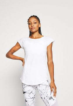 Yogasearcher - MAHASAYA - T-Shirt basic - white