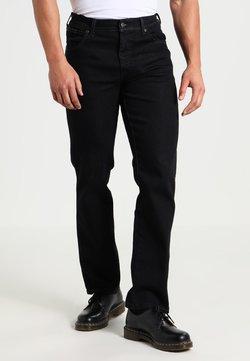 Wrangler - TEXAS STRETCH - Jeans a sigaretta - raven