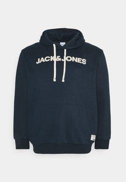 Jack & Jones - JOR30HISTORY HOOD - Sweat à capuche - navy blazer