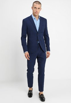 Isaac Dewhirst - FASHION  SLIM FIT - Garnitur - navy