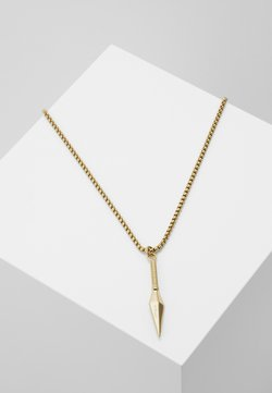 Vitaly - KUNAI UNISEX - Necklace - gold-coloured
