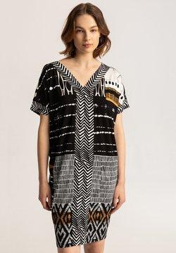 Solar - Sukienka letnia - biały/czarny