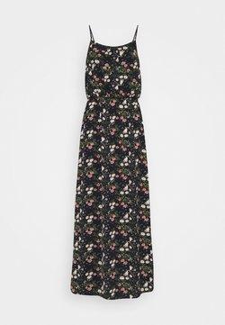 ONLY - ONLNOVA LUX STRAP MAXI DRESS - Robe longue - black/venus