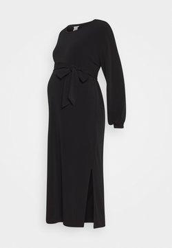 Lindex - DRESS MOM LISA - Jerseyklänning - black