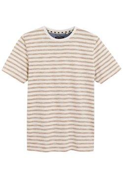 Next - T-Shirt print - off-white