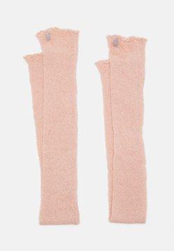 Deha - LEG WARMERS - Beenwarmer - tulle rose