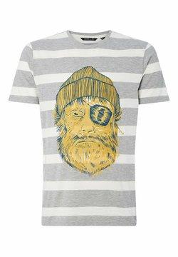 O'Neill - T-Shirt print - silver melee