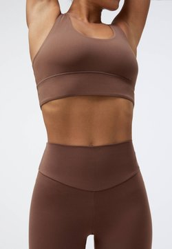 OYSHO - Sport BH - brown
