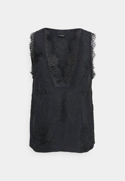 Pinko - ESAGERATO FLOREALE - Bluse - black