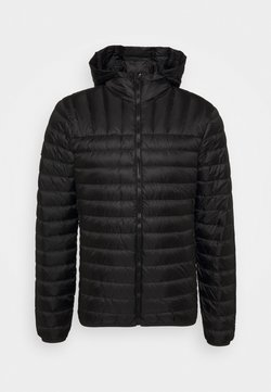 Superdry - CORE JACKET - Daunenjacke - black
