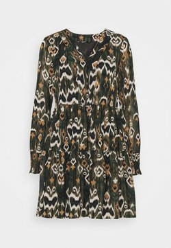 ONLY - ONLELOISE SHORT DRESS - Vestito estivo - kalamata