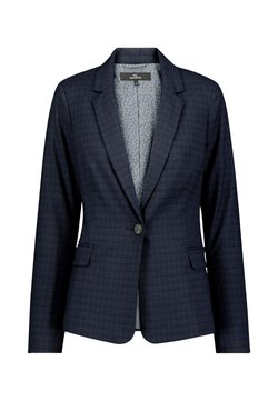Next - TEXTURED TAILORED - Blazer - blue
