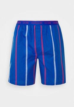 Calvin Klein Underwear - ONE SLEEP SLEEP SHORT - Nachtwäsche Hose - blue
