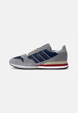 adidas Originals - ZX 500 UNISEX - Sneaker low - grey/legend ink/white