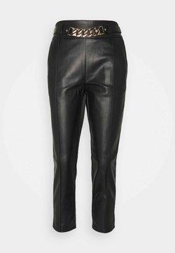 River Island Petite - Spodnie materiałowe - black