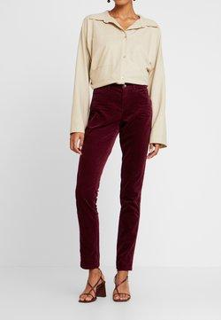 Esprit - Pantalon classique - garnet red