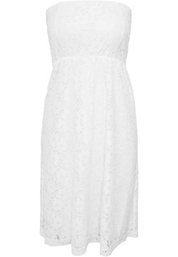 Urban Classics - DRESS - Cocktailkleid/festliches Kleid - white